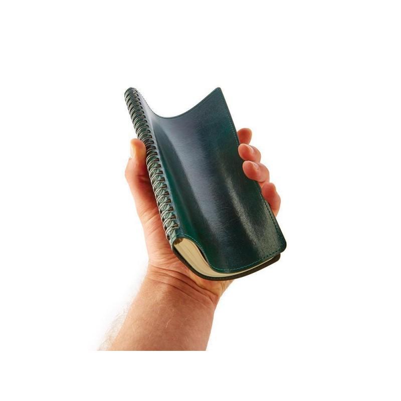Ежедневник А5 недатированный «Verona» зеленый