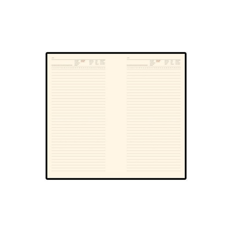 Ежедневник недатированный А5 «Firenze» серый