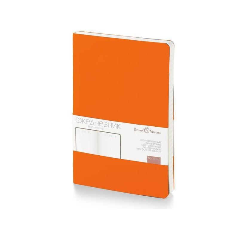 Ежедневник недатированный А5 'Vincent' оранжевый