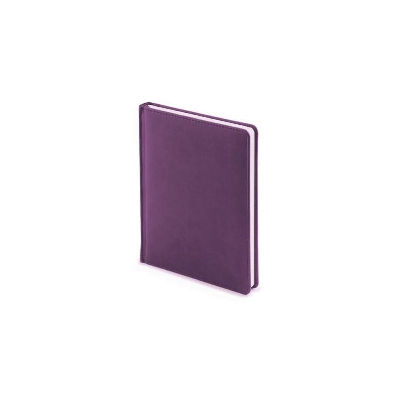 Ежедневник недатированный А6+ «Velvet» фиолетовый