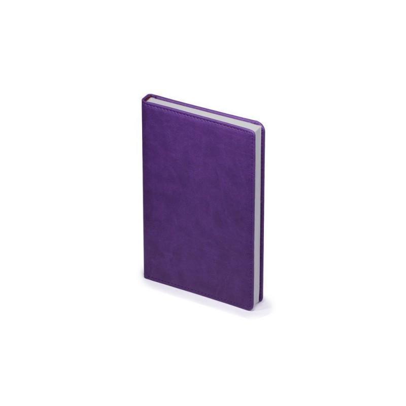 Ежедневник недатированный А5 «Velvet» фиолетовый