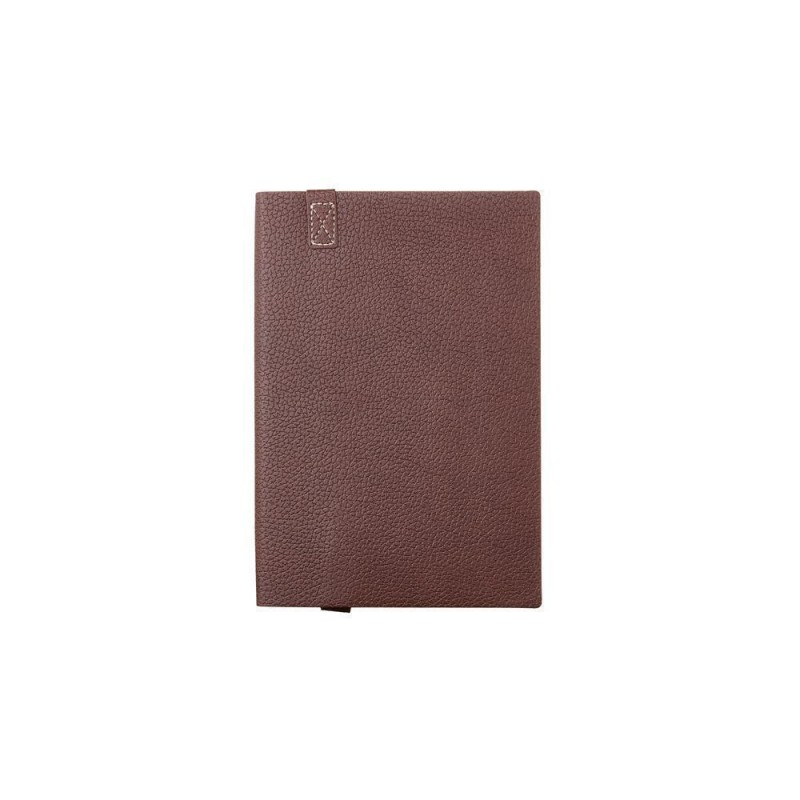 Ежедневник А5 недатированный «Trend» коричневый