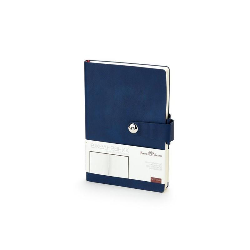 Ежедневник недатированный  А5 'Primavera' синий