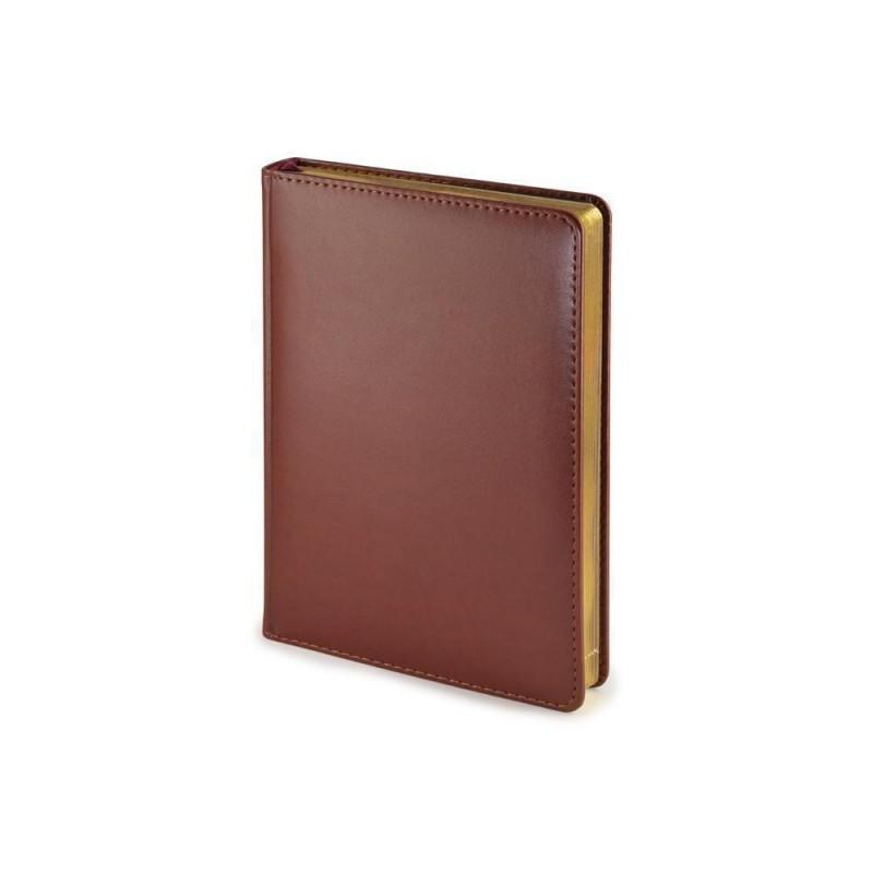 Ежедневник недатированный А5 'Parliament' коричневый