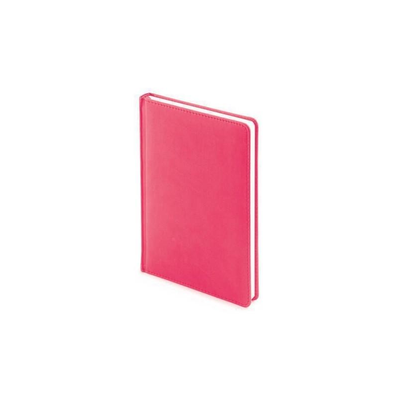 Ежедневник недатированный А5 «Velvet» розовый