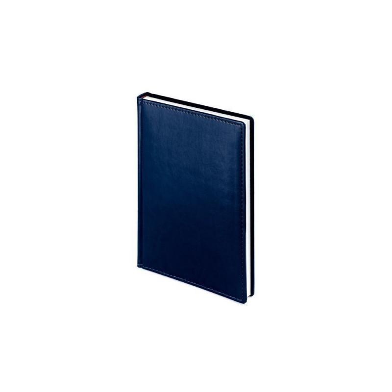Ежедневник недатированный А5 «Velvet» темно-синий navy