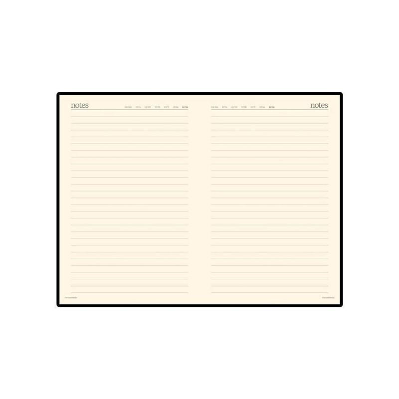 Ежедневник недатированный А6 «Megapolis» коричневый
