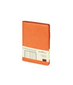 Еженедельник недатированный А5 «Concept» оранжевый