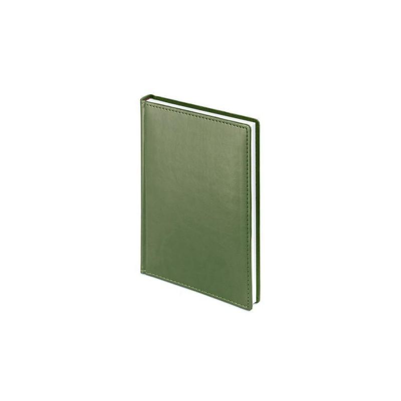 Ежедневник недатированный А5 «Velvet» оливковый