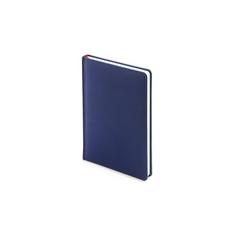 Ежедневник недатированный А5 «Velvet» темно-синий