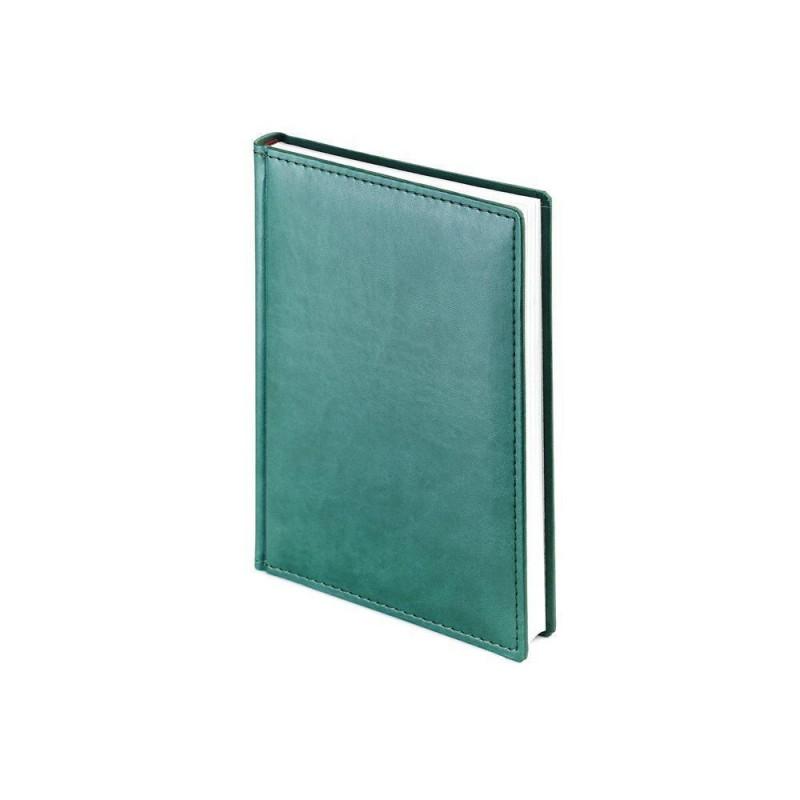 Ежедневник недатированный А4 «Velvet» зеленый