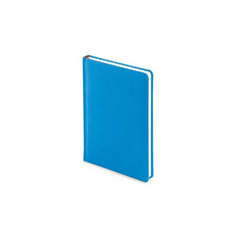 Ежедневник недатированный А5 «Velvet» ярко-синий