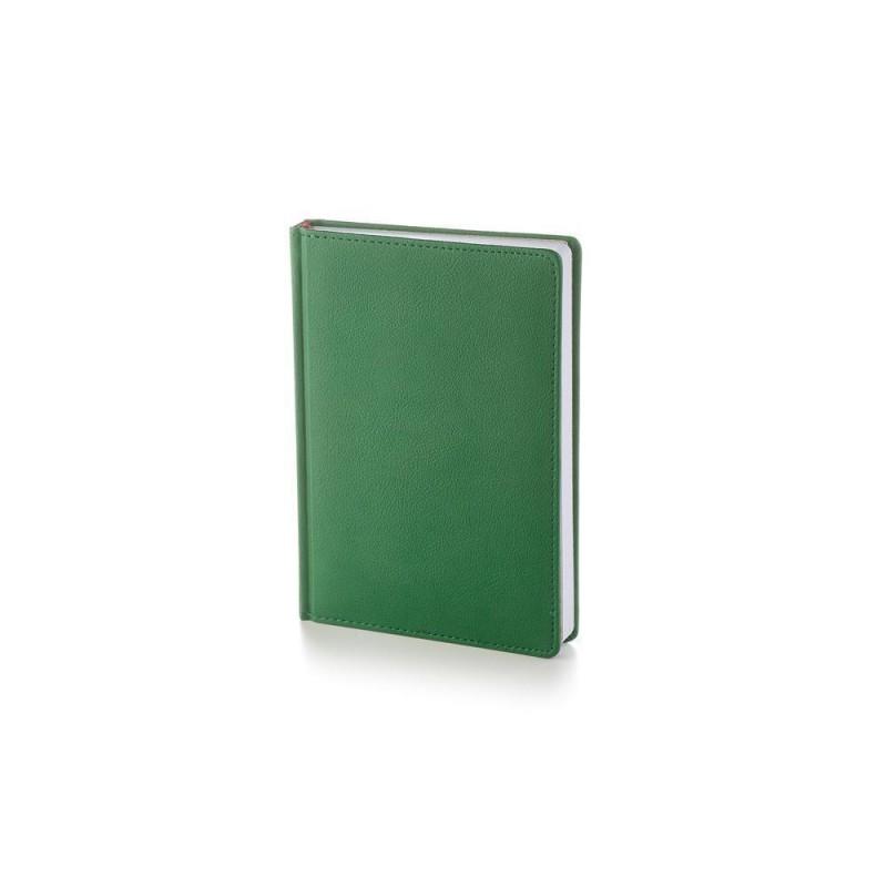 Ежедневник А5 датированный «Leader» 2020 зеленый