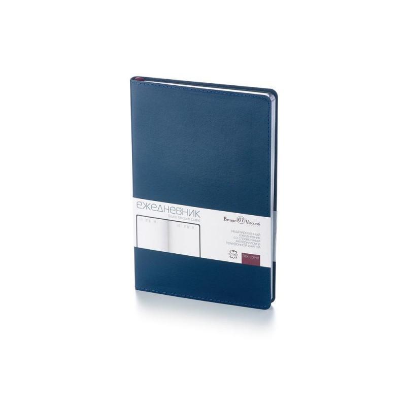 Ежедневник А5 недатированный «Grand» синий