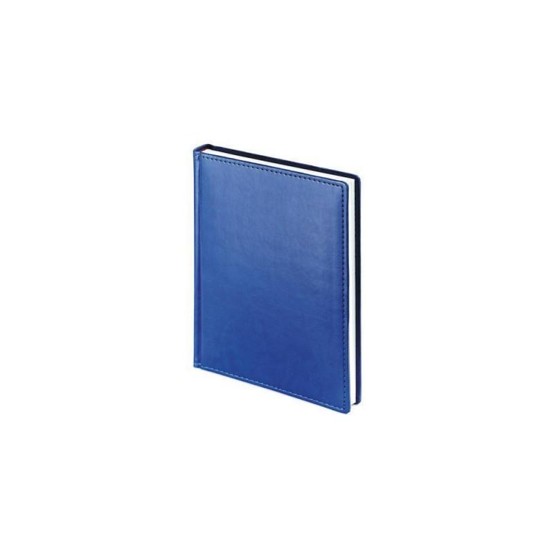 Ежедневник недатированный А6+ «Velvet» синий