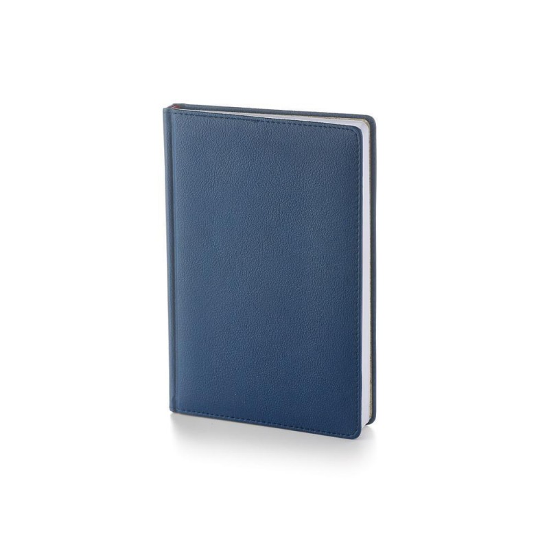 Ежедневник А4 недатированный «Leader» синий