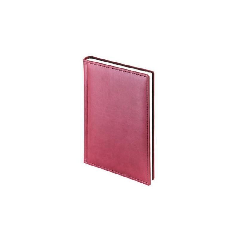 Ежедневник недатированный А5 «Velvet» бордовый