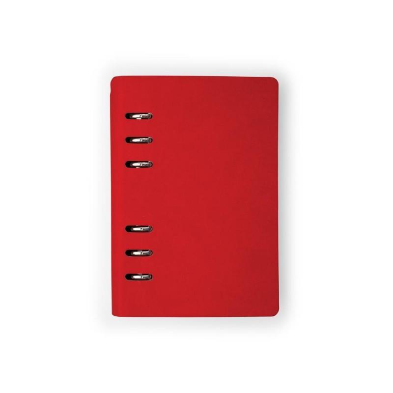 Ежедневник недатированный А5 «Firenze» красный