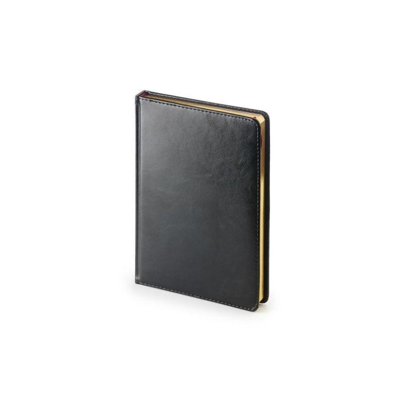 Ежедневник недатированный А5 «Sidney Nebraska» черный