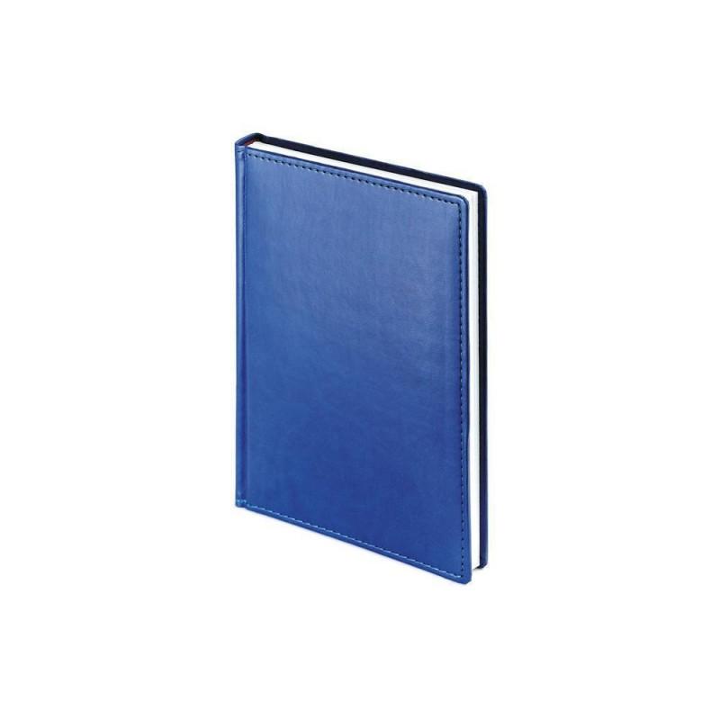 Ежедневник недатированный А4 «Velvet» синий