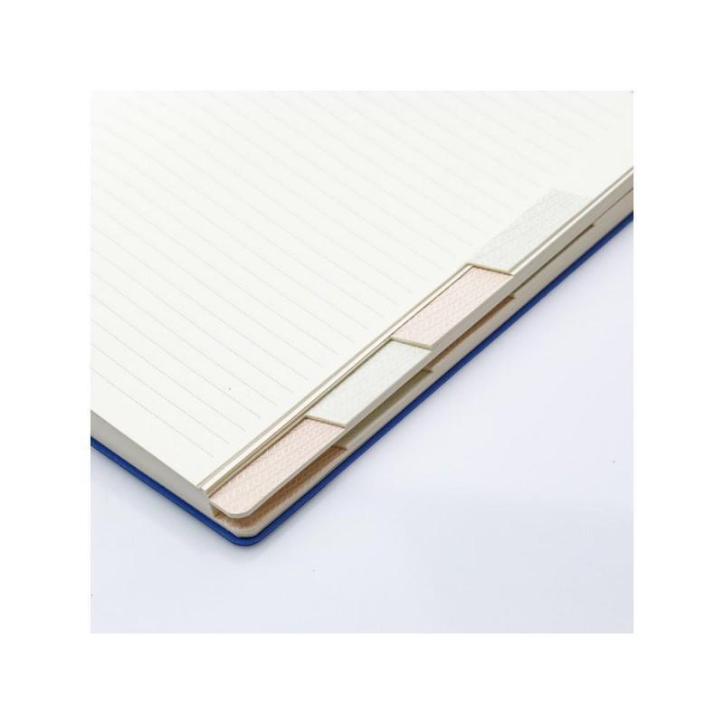 Ежедневник недатированный с индексами А5 «Bergamo» синий