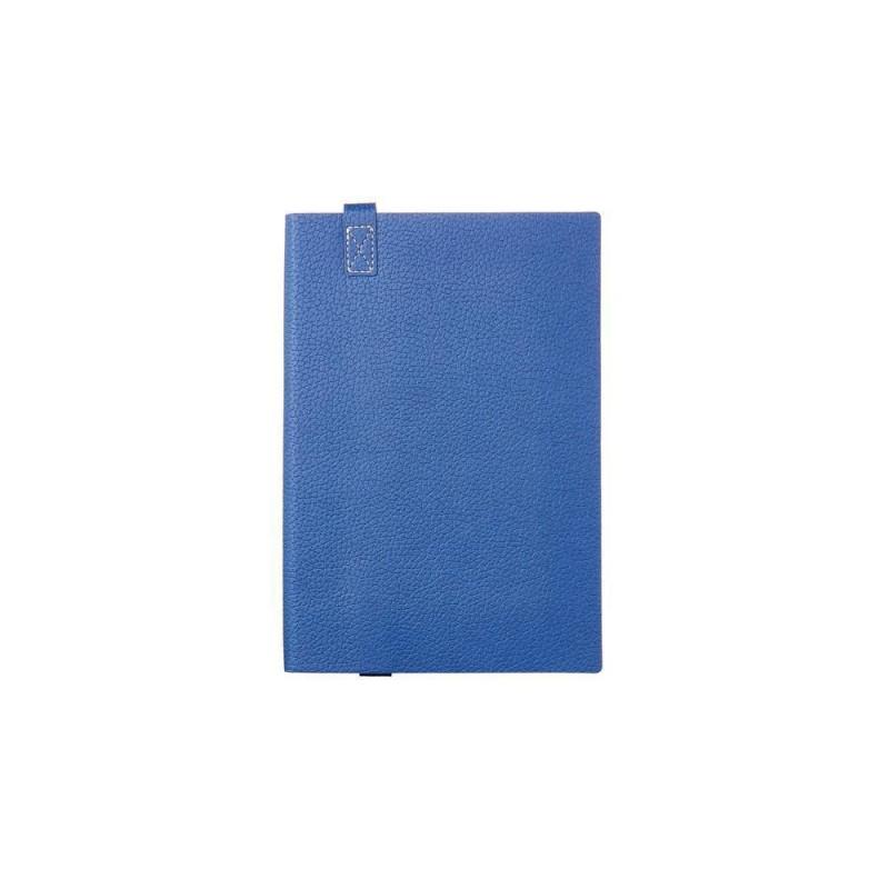 Ежедневник А5 недатированный «Trend» синий