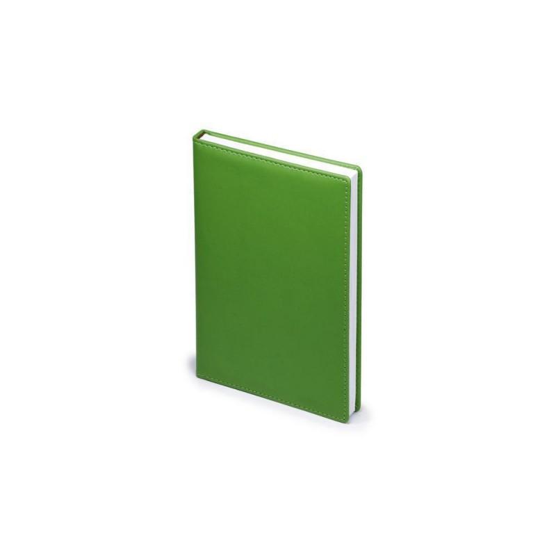Ежедневник недатированный А5 «Velvet» зеленый флуор