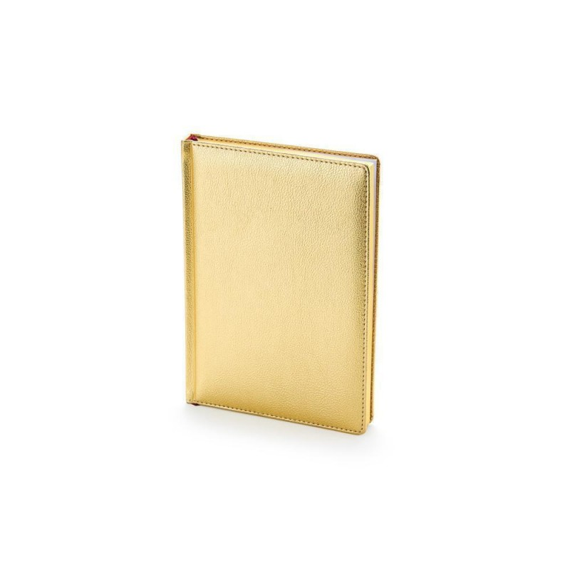 Ежедневник недатированный А5 «Sidney Nebraska» золото