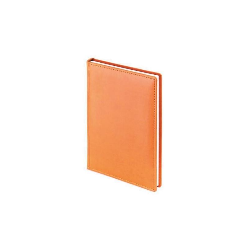Ежедневник недатированный А5 «Velvet» оранжевый