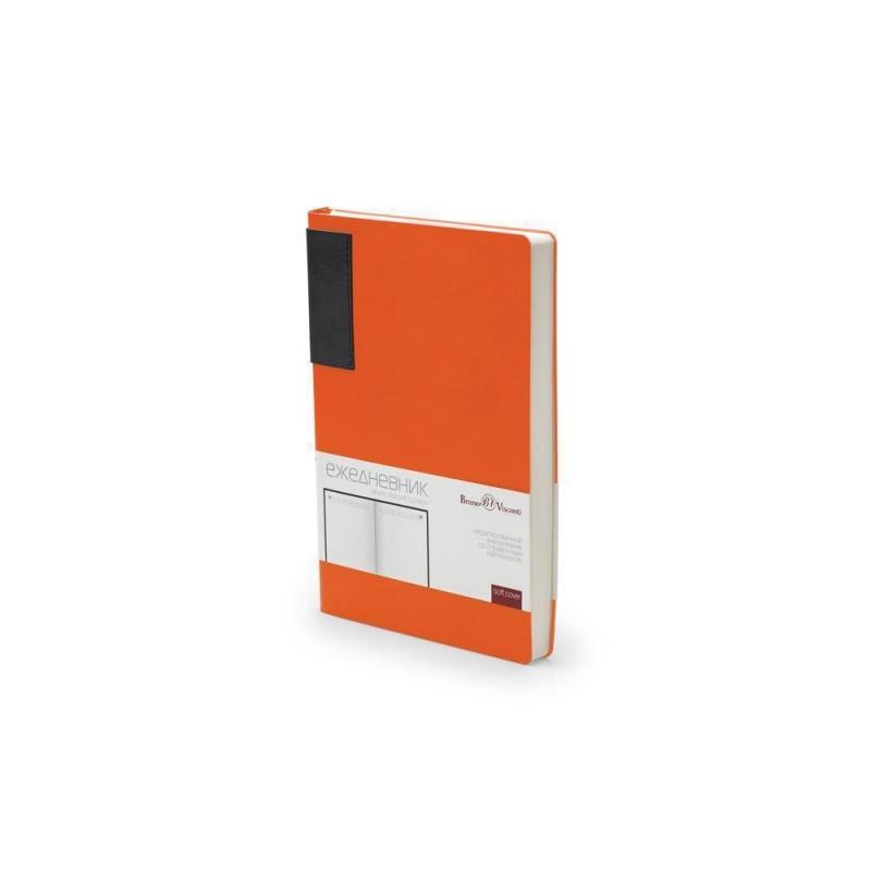 Ежедневник недатированный  А5 'London' оранжевый