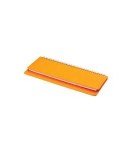 Планинг недатированный  'Velvet' оранжевый