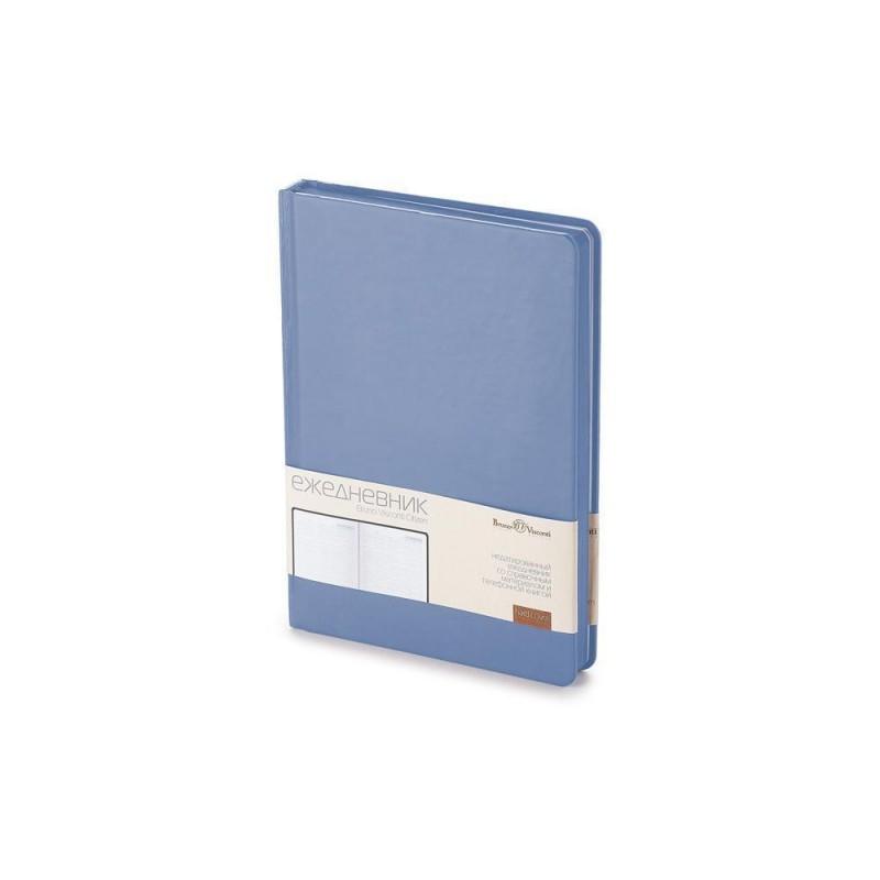 Ежедневник А5 недатированный «Citizen» ярко-синий