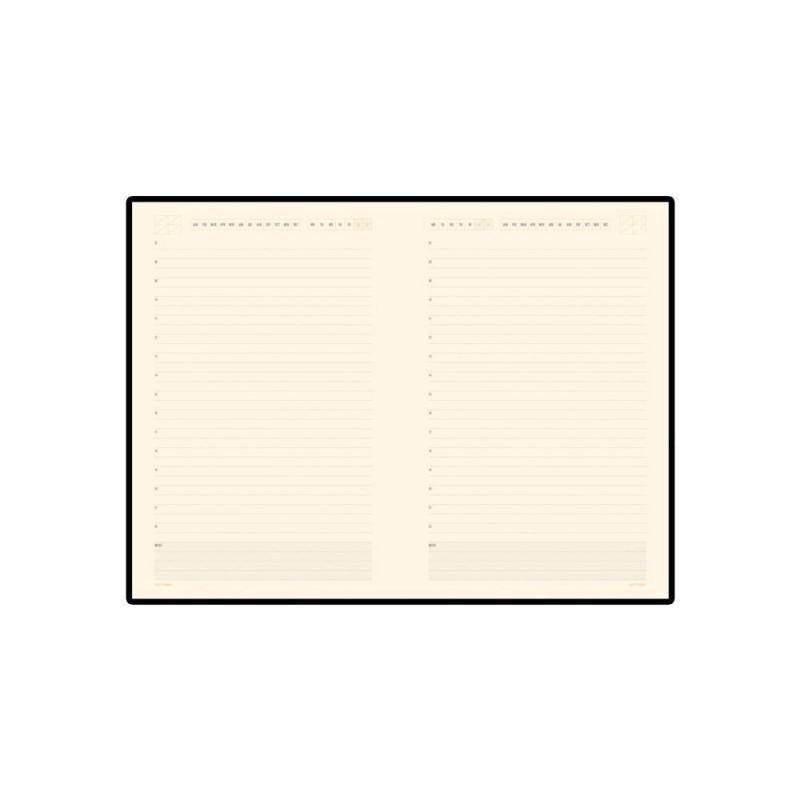 Ежедневник А5 недатированный «Monaco» коричневый