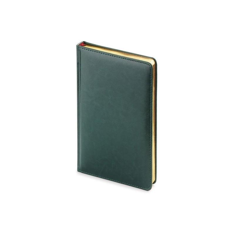 Ежедневник недатированный А4 «Sidney Nebraska» зеленый