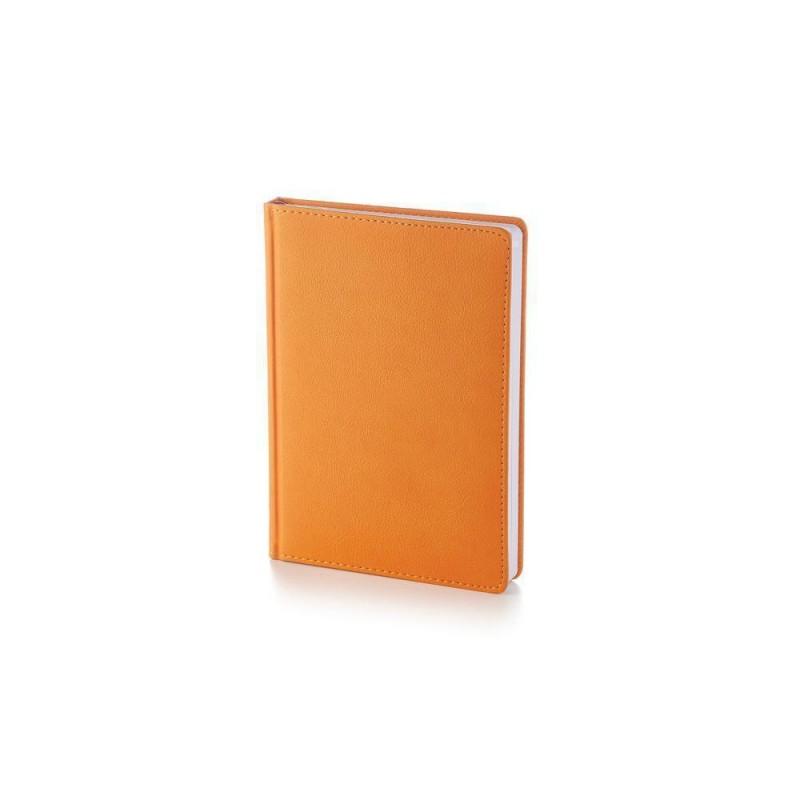 Ежедневник А5 датированный «Leader» 2020 оранжевый