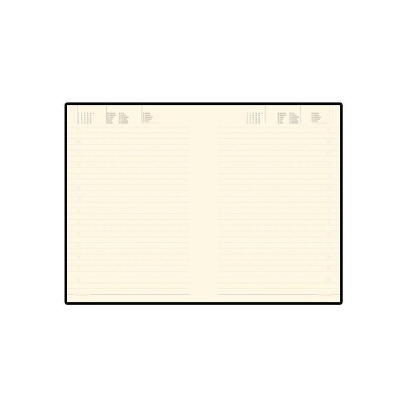 Ежедневник А5 недатированный «Grand» коричневый