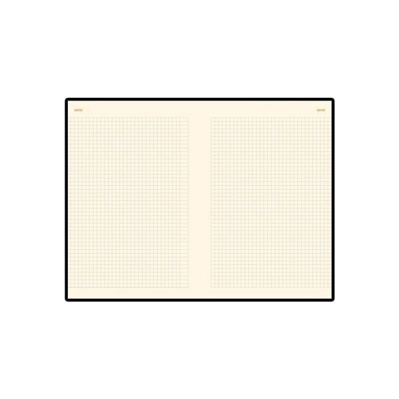 Ежедневник недатированный А5 «Metropol» оранжевый