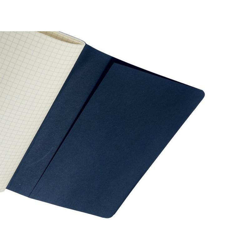 Бизнес - блокнот А6 'Conceptual Office'  синий