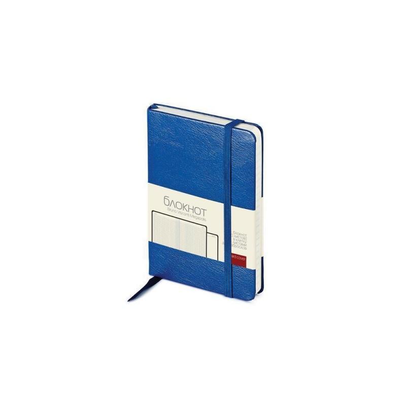 Блокнот А6 «Megapolis Journal» синий