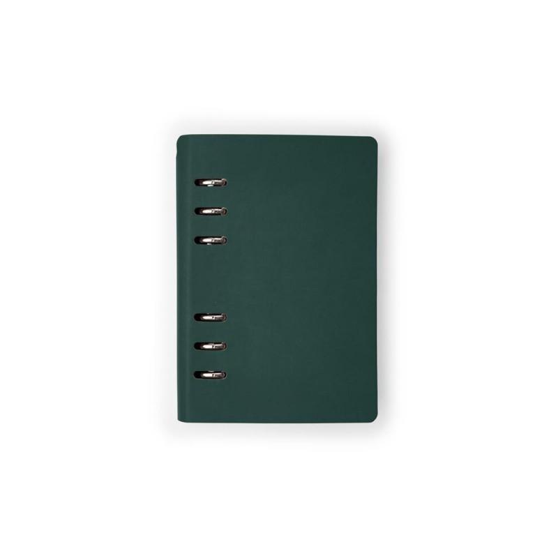Ежедневник недатированный А5 «Firenze» зеленый