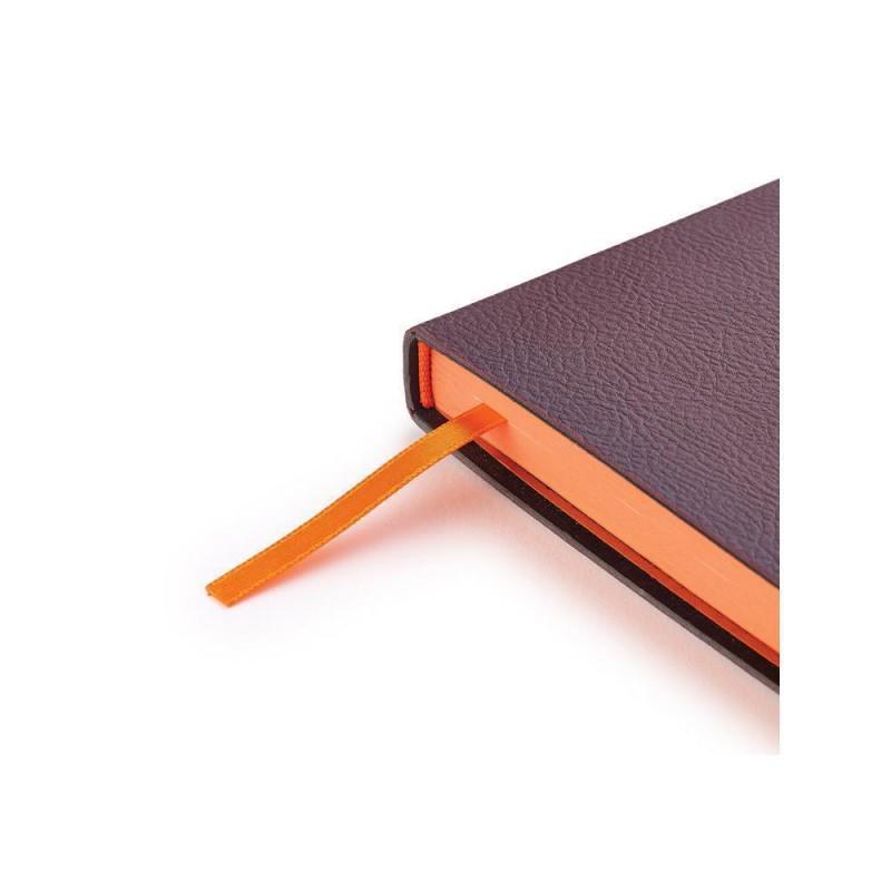 Ежедневник В5 недатированный «Leggenda» коричневый