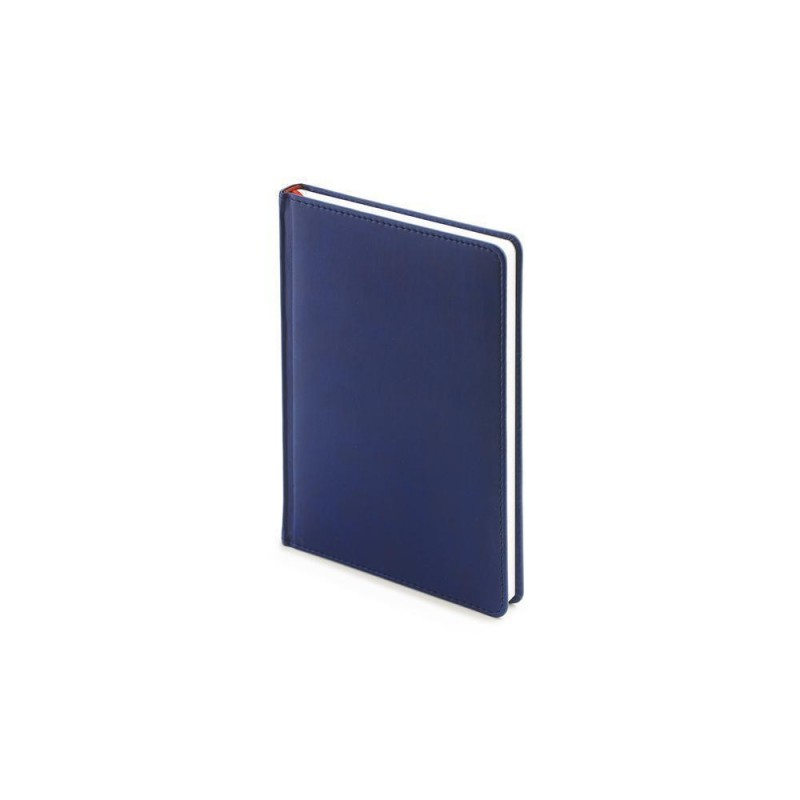 Ежедневник А5 датированный «Velvet» 2020 темно-синий