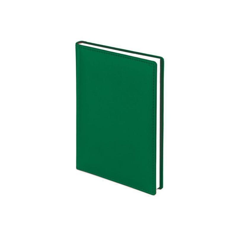 Ежедневник недатированный А4 «Velvet» темно-зеленый