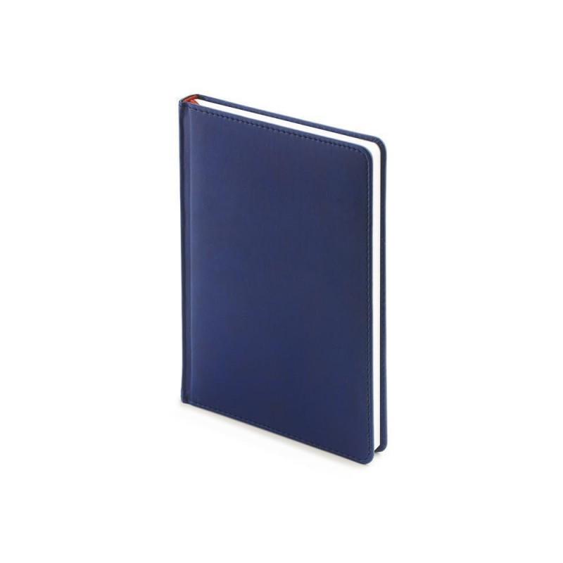 Ежедневник недатированный А4 «Velvet» темно-синий