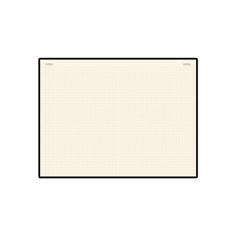 Блокнот А5 «Megapolis Velvet» на резинке сиреневый