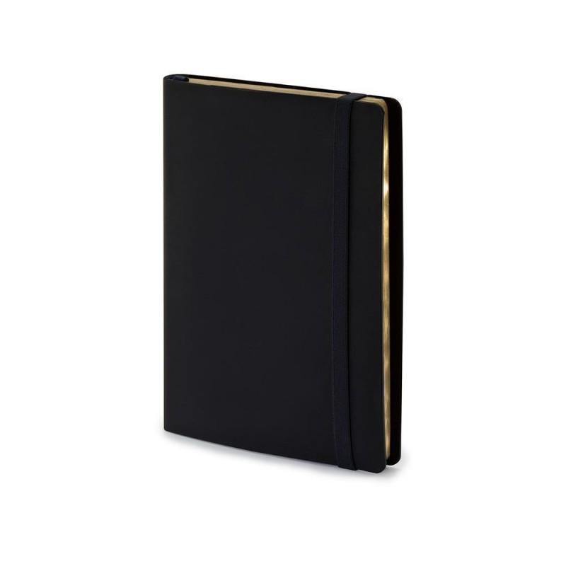 Ежедневник недатированный А5  'Oxford' черный