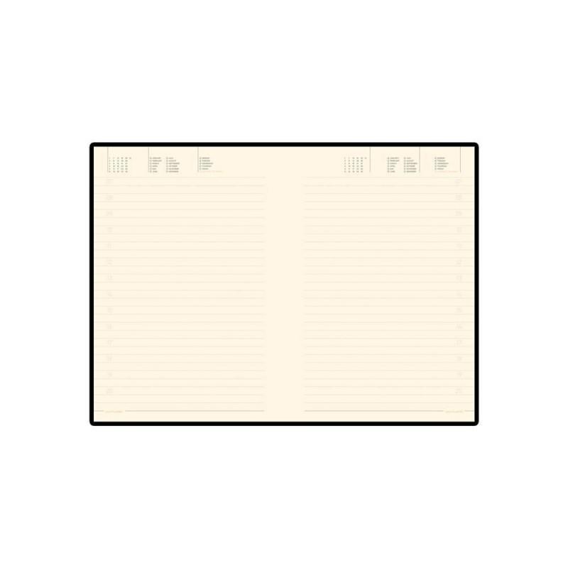Ежедневник А5 недатированный «Megapolis Flex» белый