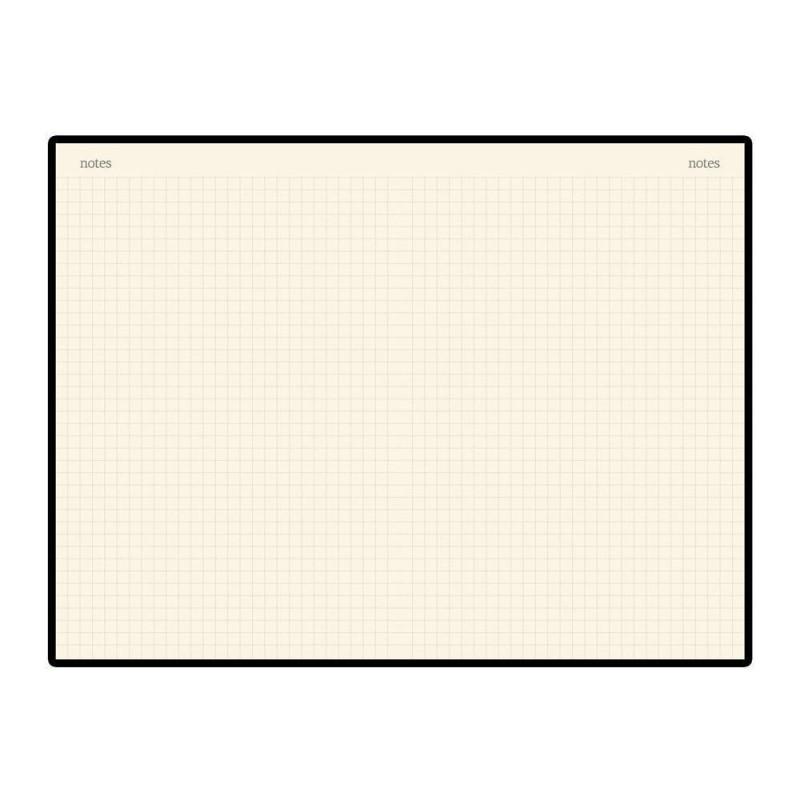 Блокнот А5 «Megapolis Velvet» на резинке коричневый