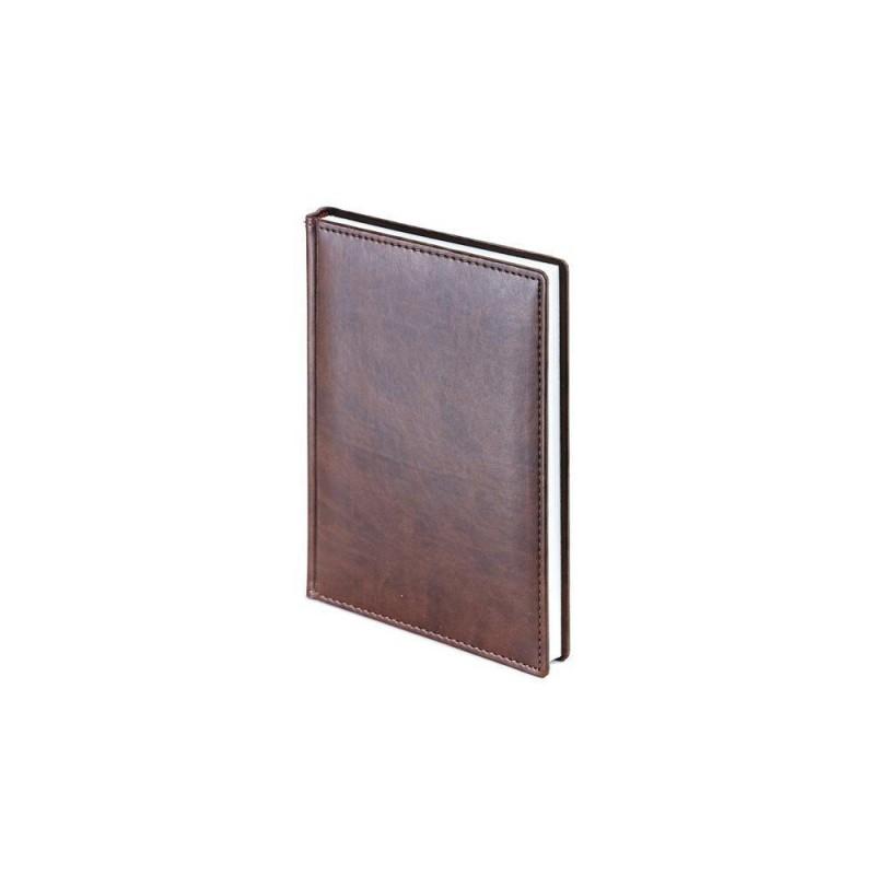 Ежедневник недатированный А5 «Velvet» коричневый