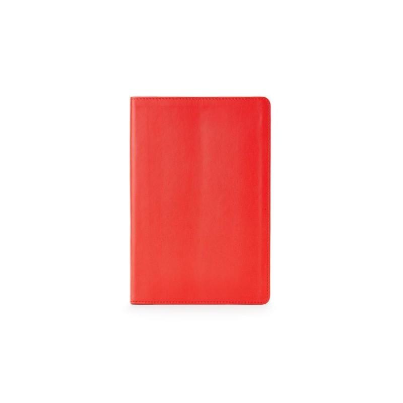 Ежедневник недатированный А5 «Stockholm» красный
